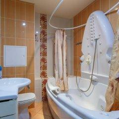 Гостиница FortEstate Apartment Vorontsovskiy Park в Москве отзывы, цены и фото номеров - забронировать гостиницу FortEstate Apartment Vorontsovskiy Park онлайн Москва ванная