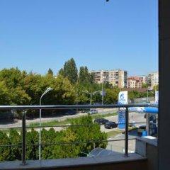 Отель Eos Hotel Болгария, Видин - отзывы, цены и фото номеров - забронировать отель Eos Hotel онлайн балкон