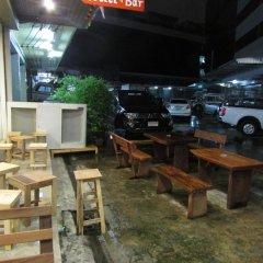 Sibamboo Hostel & Bar Бангкок питание
