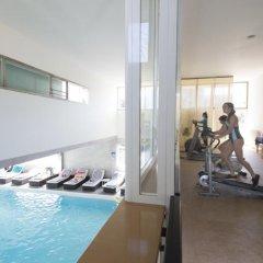 Отель Terme Milano Италия, Абано-Терме - 1 отзыв об отеле, цены и фото номеров - забронировать отель Terme Milano онлайн фитнесс-зал фото 2