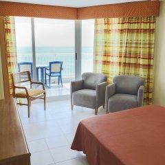 Отель Port Mar Blau Adults Only Испания, Бенидорм - 1 отзыв об отеле, цены и фото номеров - забронировать отель Port Mar Blau Adults Only онлайн комната для гостей фото 5