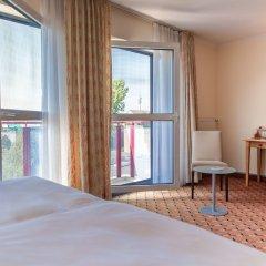 Отель Park Inn by Radisson Munich Frankfurter Ring комната для гостей фото 7
