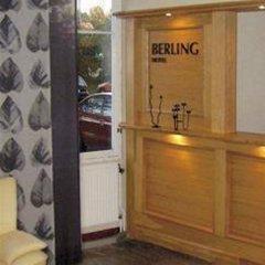 Отель Berling Hotel Швеция, Карлстад - отзывы, цены и фото номеров - забронировать отель Berling Hotel онлайн интерьер отеля фото 2