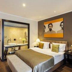 Quentin Boutique Hotel 4* Стандартный номер с различными типами кроватей фото 37