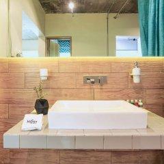 Отель The Host Business Suites at WTC Мексика, Мехико - отзывы, цены и фото номеров - забронировать отель The Host Business Suites at WTC онлайн ванная фото 2