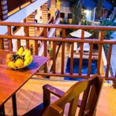 Отель Hathai House балкон