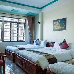 Sapa Peaceful Hotel комната для гостей фото 2