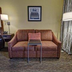 Отель Hampton Inn Concord/Kannapolis комната для гостей фото 3