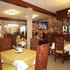 Отель Las Golondrinas Плая-дель-Кармен гостиничный бар