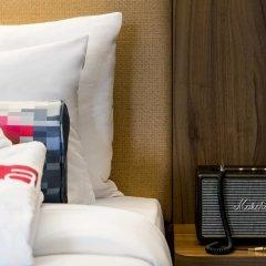Отель Aloft Brussels Schuman Бельгия, Брюссель - 2 отзыва об отеле, цены и фото номеров - забронировать отель Aloft Brussels Schuman онлайн удобства в номере