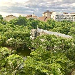 Апартаменты R-Con Wongamat Паттайя