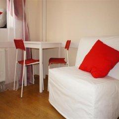 Гостевой Дом Полянка Номер Эконом с разными типами кроватей фото 8