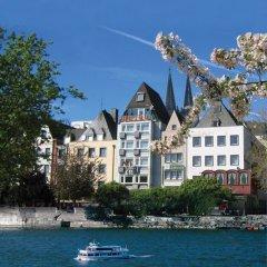 Hotel Römerhafen пляж фото 2