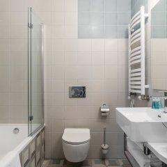 Апартаменты Sanhaus Apartments - Fiszera Сопот ванная фото 2