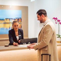 Отель Luckys Inn GmbH Германия, Гамбург - отзывы, цены и фото номеров - забронировать отель Luckys Inn GmbH онлайн фитнесс-зал