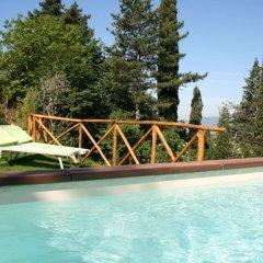 Отель La Terrazza di Reggello Реггелло бассейн фото 3