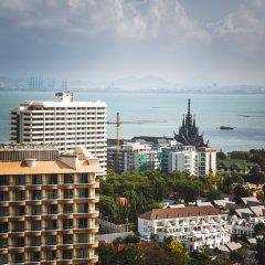 Апартаменты Luxury Apartments NorthPoint Pattaya by GrandisVillas Паттайя пляж