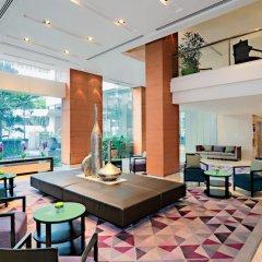 Отель Courtyard By Marriott Бангкок интерьер отеля фото 3