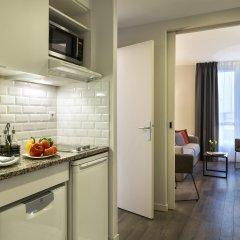 Отель Citadines Montmartre Paris в номере фото 2
