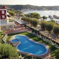Hotel Port Mahon бассейн фото 2