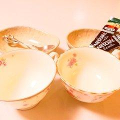 Отель Guesthouse Fujizakura Яманакако питание