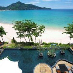 Отель Novotel Phuket Kamala Beach пляж фото 2
