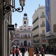 Отель Plaza de Lavapiés Madrid Centro Мадрид