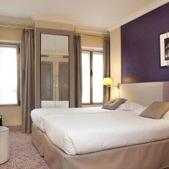 Отель Touraine Opera Париж комната для гостей
