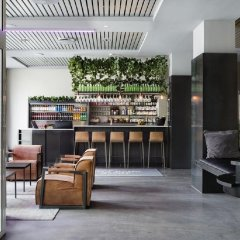 Comfort Hotel Boersparken интерьер отеля