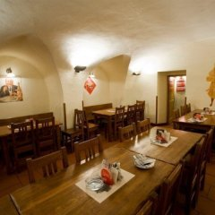 U Medvidku-Brewery Hotel питание фото 3