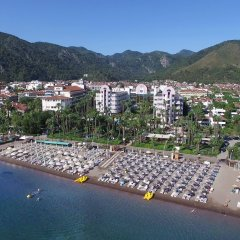 Hotel Aqua - All Inclusive пляж