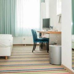 Mercure Hotel Art Leipzig 4* Стандартный номер с двуспальной кроватью фото 7