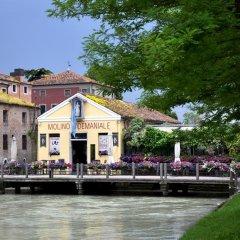 Отель Villa Gasparini Италия, Доло - отзывы, цены и фото номеров - забронировать отель Villa Gasparini онлайн приотельная территория фото 2