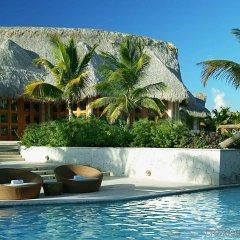 Отель Xeliter Caleton Villas бассейн