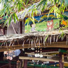 Leaf House Bungalow - Hostel пляж