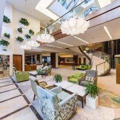Capital Plaza Hotel интерьер отеля