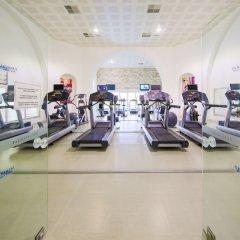 Отель Salmakis Resort & Spa фитнесс-зал фото 2