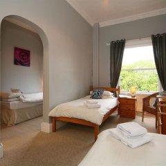 Отель Halcyon Hotel Великобритания, Эдинбург - отзывы, цены и фото номеров - забронировать отель Halcyon Hotel онлайн комната для гостей фото 5
