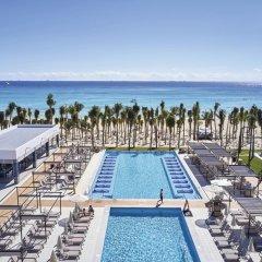 Отель Riu Palace Riviera Maya Плая-дель-Кармен бассейн фото 3
