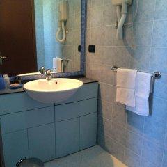 Отель Locanda Da Marco Пиньоне ванная