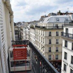 Апартаменты Charming 1 Bedroom Apartment With Balcony комната для гостей фото 4