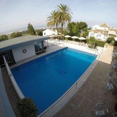 Hotel Complejo Los Rosales бассейн фото 3