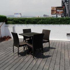 Апартаменты Capital's St Luxury Apartments Мехико бассейн фото 3