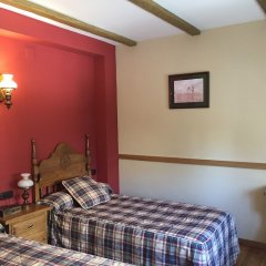 Gran Chalet Hotel & Petit Spa комната для гостей