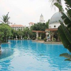 Guangzhou Phoenix City Hotel бассейн