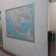Отель Nueva York Мексика, Гвадалахара - отзывы, цены и фото номеров - забронировать отель Nueva York онлайн интерьер отеля фото 2