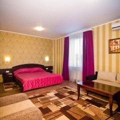 City Club Отель комната для гостей фото 7
