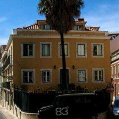 Отель Oasis Backpackers' Mansion Lisbon Лиссабон парковка