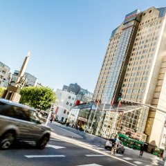 Отель Scandic Triangeln Швеция, Мальме - 1 отзыв об отеле, цены и фото номеров - забронировать отель Scandic Triangeln онлайн городской автобус