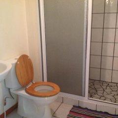 Отель Гостевой дом Pension Fare Maheata Французская Полинезия, Муреа - отзывы, цены и фото номеров - забронировать отель Гостевой дом Pension Fare Maheata онлайн ванная